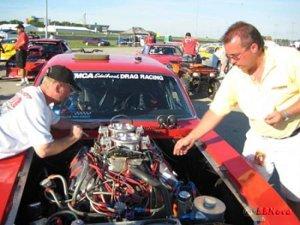 drag race tuning